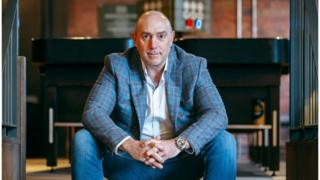 Martin Wolstencroft, chief executive of bar chain Arc Inspirations