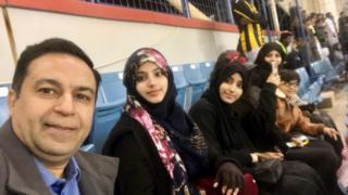 سعودی عرب، خواتین ، میچ