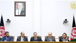 وزارت دارایی افغانستان