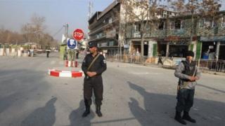 Maafisa wa usalama mjini Kabul