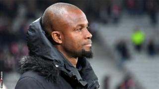 Omar Daf a joué 87 matchs avec les Lions du Sénégal.