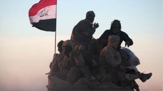 Irak, Mosul, ISIS
