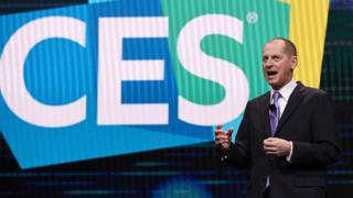 Gary Shapiro runs the Consumer Technology Association, which organises the CES trade show