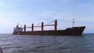 Wise Honest Kuzey Kore yük gemisi