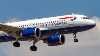 A320 British Airways