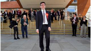 Andy Burnham wins the Greater Manchester mayor vote