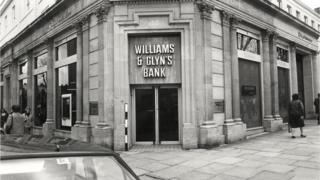 Williams & Glyn branch