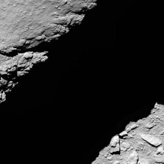 Ultima foto de Rosetta