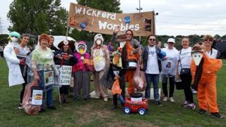 Wickford Wombles