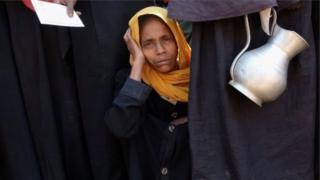 ผู้ลี้ภัยชาวโรฮิงญา