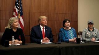 Трамп и женщины
