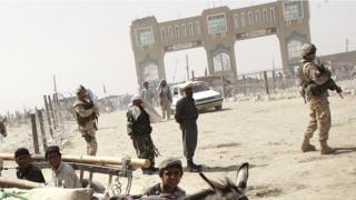 افغان پاک سرحد
