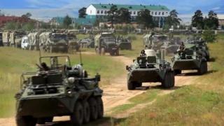 ရုရှားရဲ့ စစ်အေးတိုက်ပွဲနောက်ပိုင်း အကြီးဆုံး စစ်ရေး လေ့ကျင့်မှု စတင်