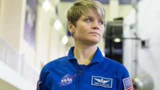 Astronot Anne McClain