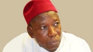 Gwamna Abdullahi Umar Ganduje