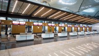 3. havalimanı 29 Ekim'de açıldı