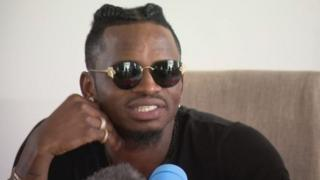 Nyota wa muziki wa Bongo fleva Diamond Platinumz