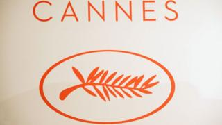 логотип каннского кинофестиваля