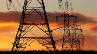 Energy pylons