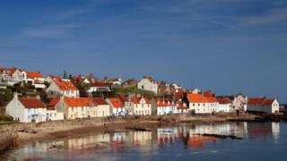Pittenweem in Fife