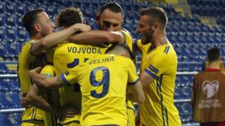 Репрезентативци Косова