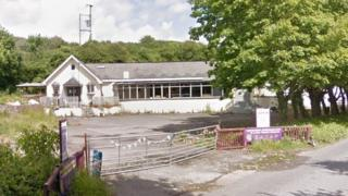 Former Chequers nightclub, Penally, Pembrokeshire