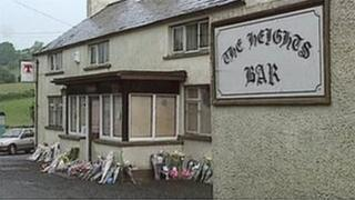 The Heights Bar, where the shooting happened, remains opened and is owned by the same family