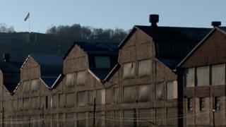 Старые заводы Джонстауна