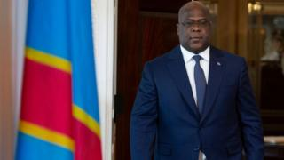 Le président de la RDC, Félix Tshisekedi.