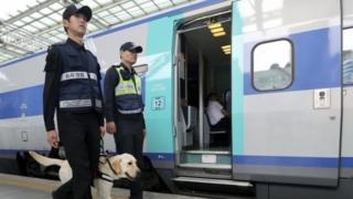 Janubiy Koreya politsiyasi