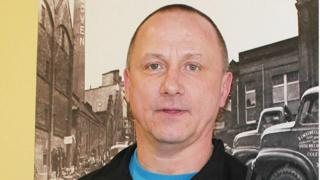 Mark Lamont was critically injured outside a house on the Ballycastle Road last month.