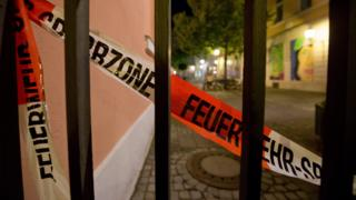 Germany Ansbach Blast