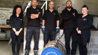 Whisky cask initiative