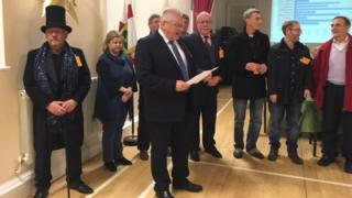 Alderney election 2018