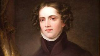 Retrato de Anne Lister