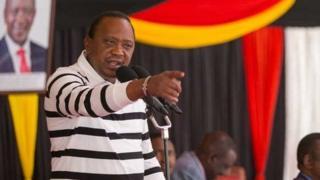 Rais wa Kenya Uhuru Kenyatta amesema kuwa taifa hilo lina 'matatizo' na idara ya mahakama ambayo inahitaji 'marekebisho'.