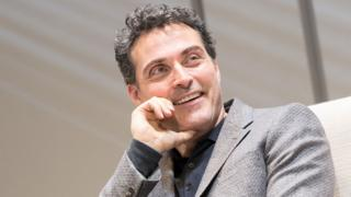 Rufus Sewell in Art