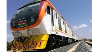 Reli ya kisasa ya SGR nchini Kenya
