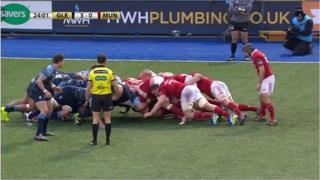 Pro12 highlights: Cardiff Blues 13-23 Munster
