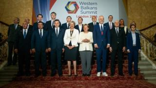 Samit u Londonu, 10. jul 2018.