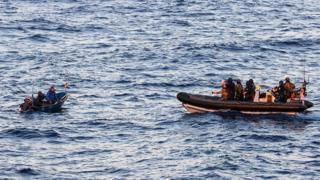 Mediterranean sea rescue