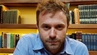 Paolo Giordano, escritor italiano