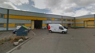 Selecta premises at Westfield Industrial Estate