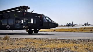 برای اولین بار است که ارتش افغانستان با هلیکوپترهای بلک هاوک مجهز میشود