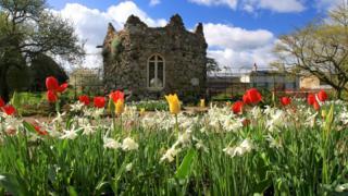 Folly at Woburn Abbey