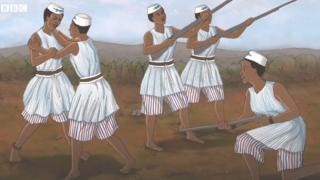 ఆఫ్రికా సైనికులు