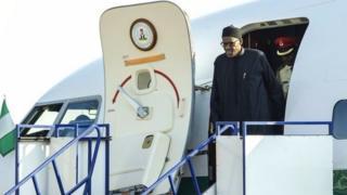Umukuru w'igihugu ca Nigeria afise indege 10 zo kugenderamwo