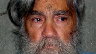 Charles Manson en una foto de 2011