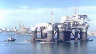 Морская пусковая платформа Odyssey
