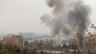 喀布爾近期發生多起爆炸